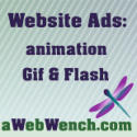Have aWebWench make YOUR advertising ads!